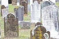 WordPress picture, New England Cemetery