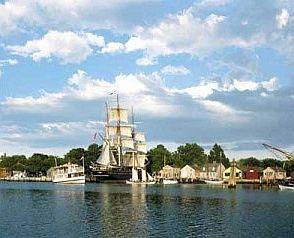 WordPress picture, New England:  Mystic Seaport