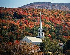 WordPress picture New England Scene