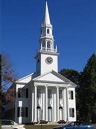 WordPress picture New England Church